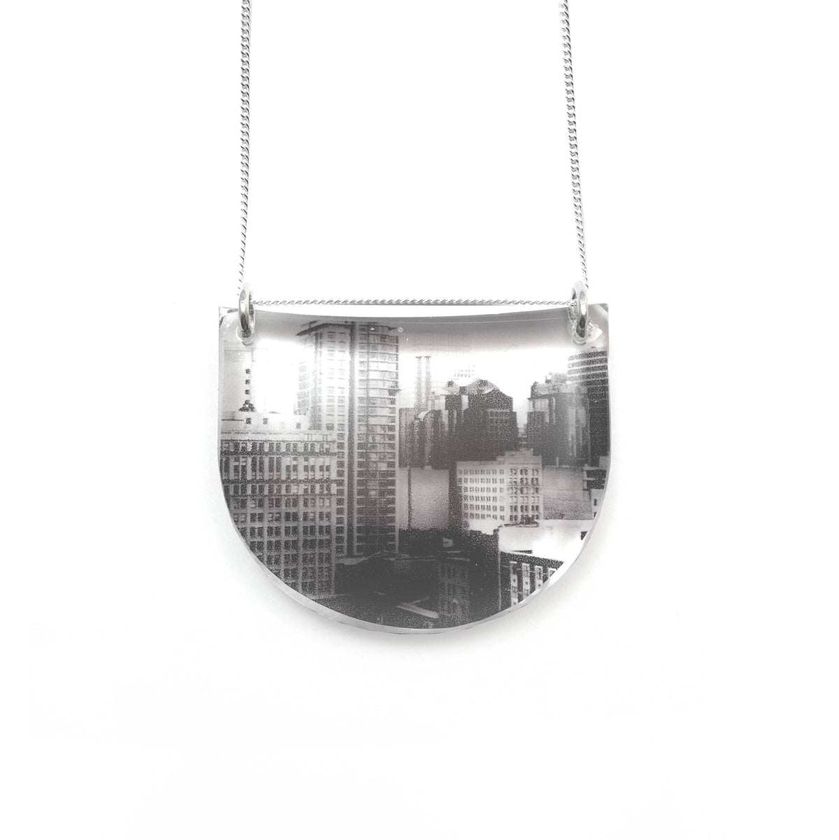 Black Drop Designs - Drop City Necklace