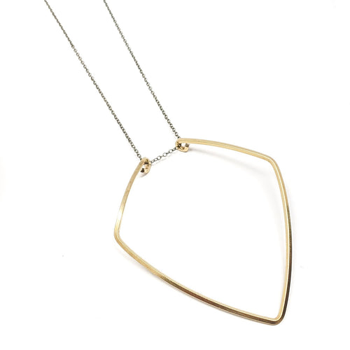 Aharon Single Layer Necklace