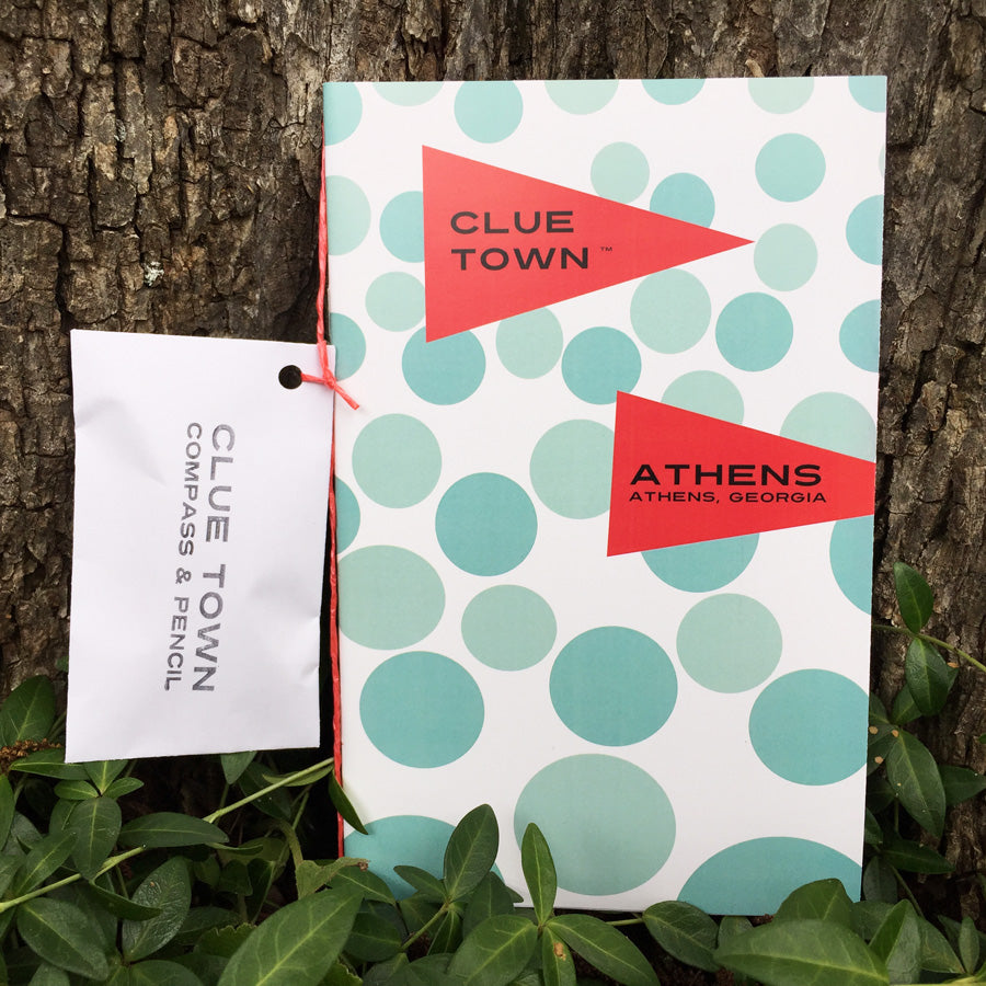 Clue Town Books: Athens