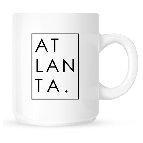 "Atlanta ""in a Box"" Mug"