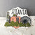Atlanta Skyline Ornament
