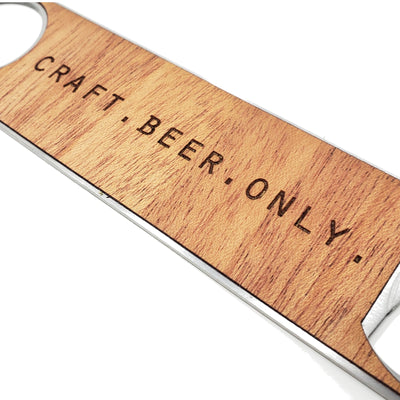 Bottle Opener - Craft Beer Only