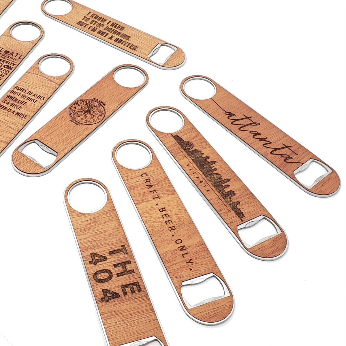 Bottle Opener - We Love ATL (Landmarks)