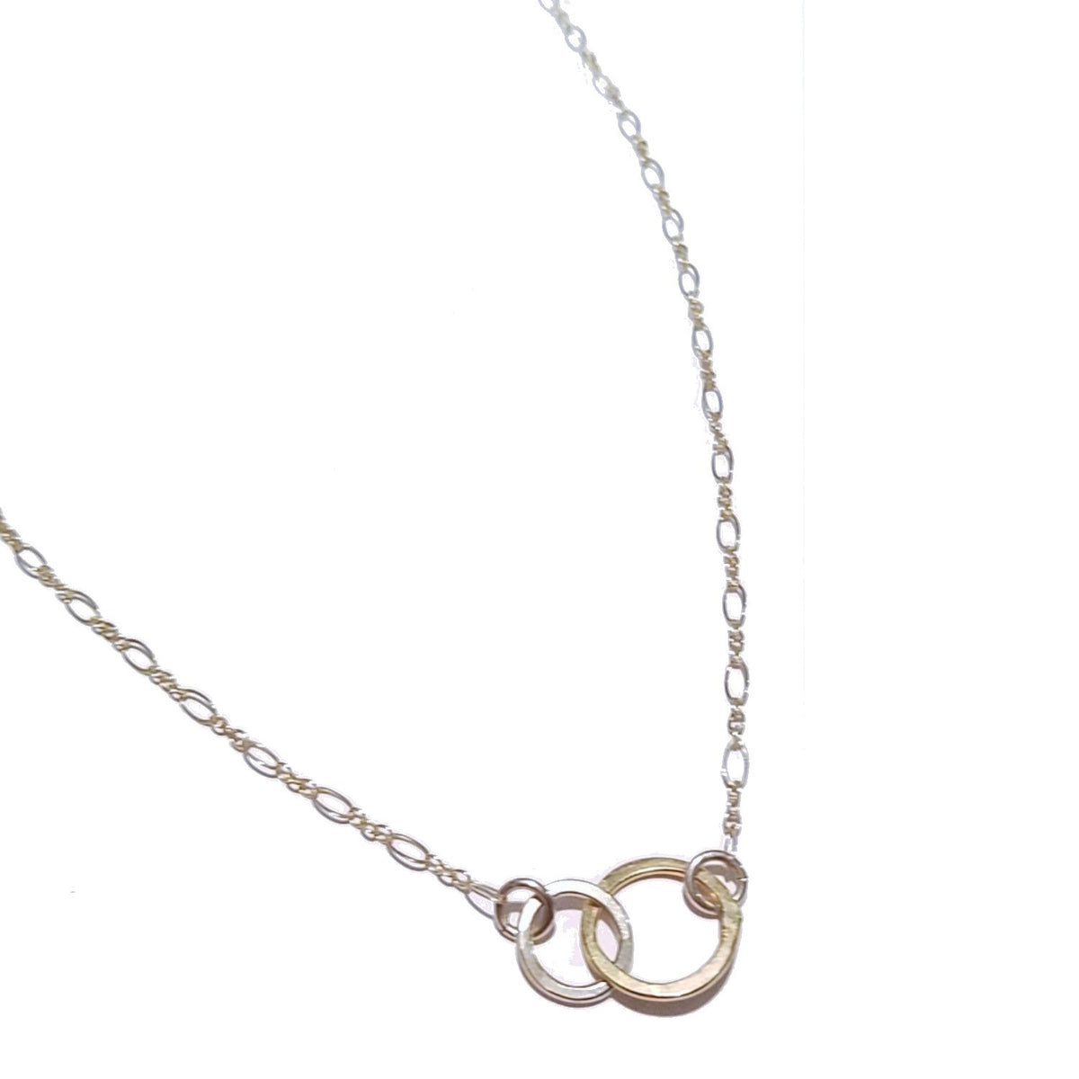 Mix Mini Interlocking Necklace