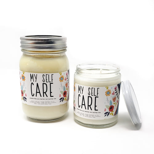 Candle - My Self Care