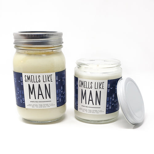 Candle - Smells Like Man