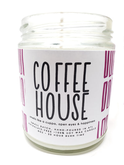 Candle - Coffee House