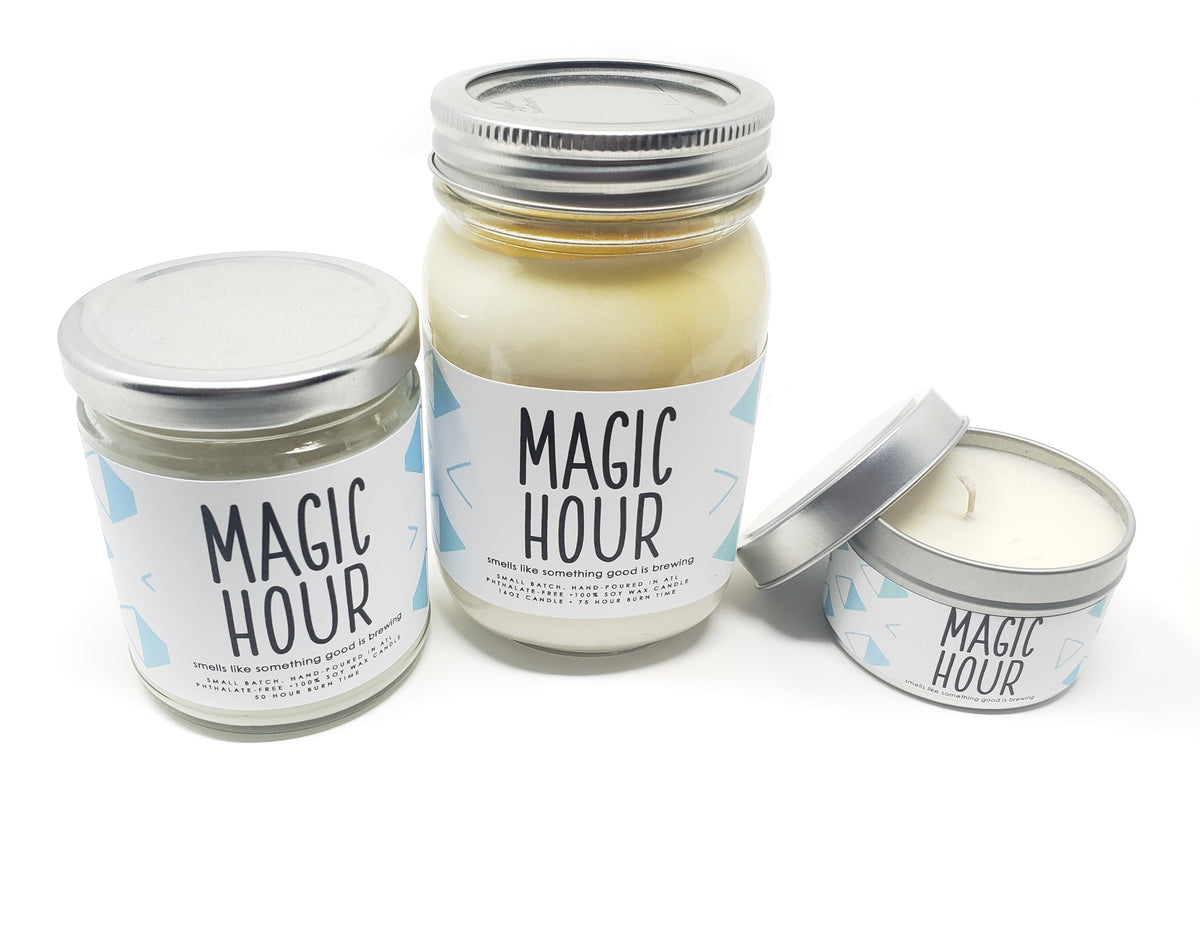 Candle - Magic Hour