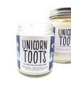 Candle - Unicorn Toots