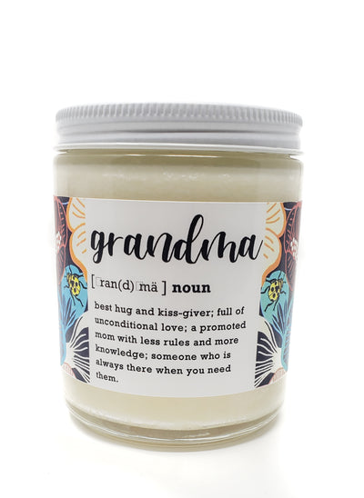 Candle - A Grandma Is...