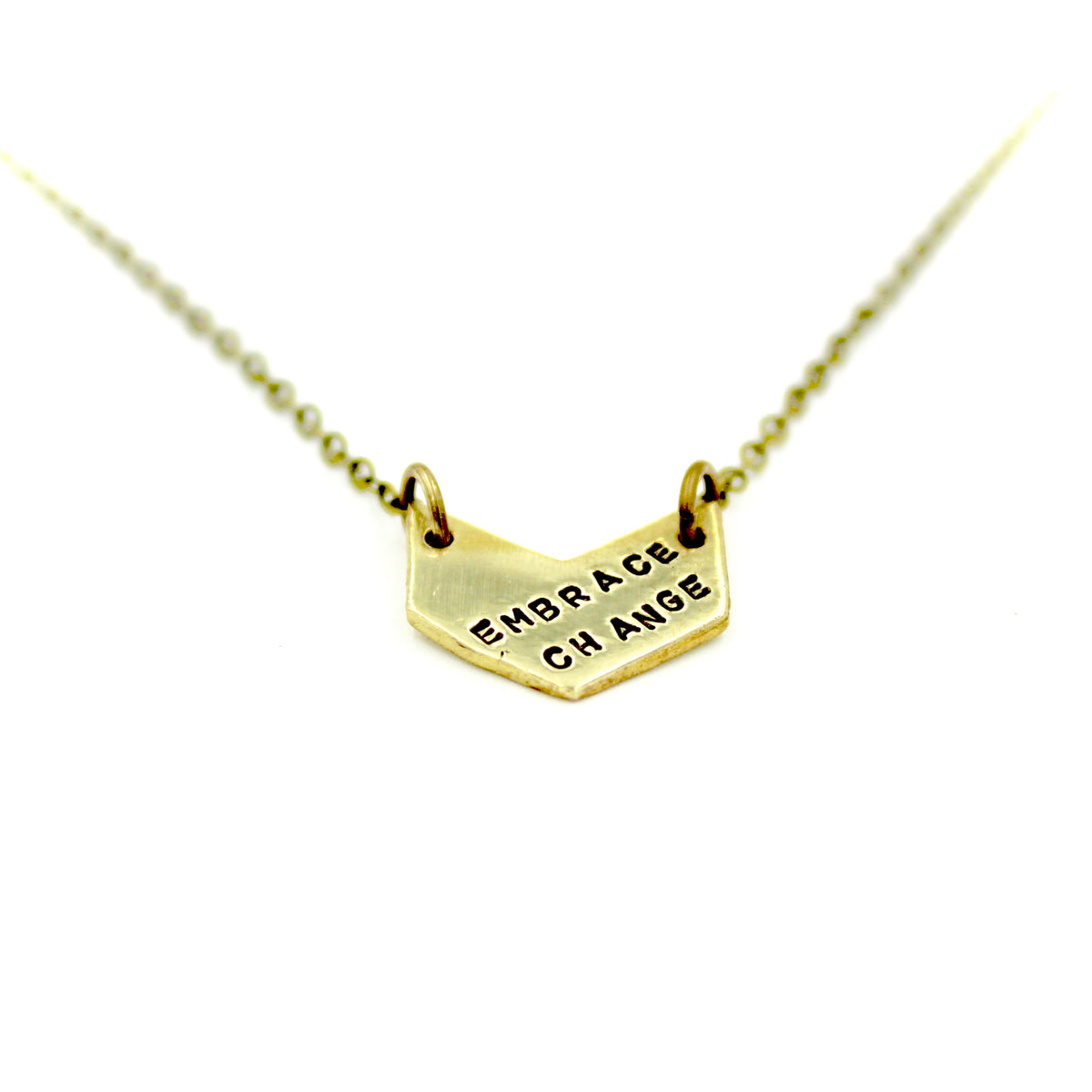 Embrace Change Necklace