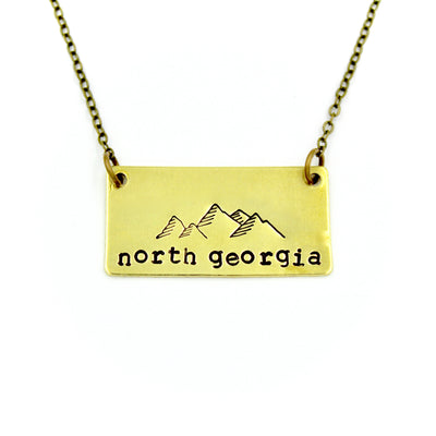 North Georgia Necklace