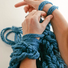 Arm Knitting 101: CHUNKY SCARVES