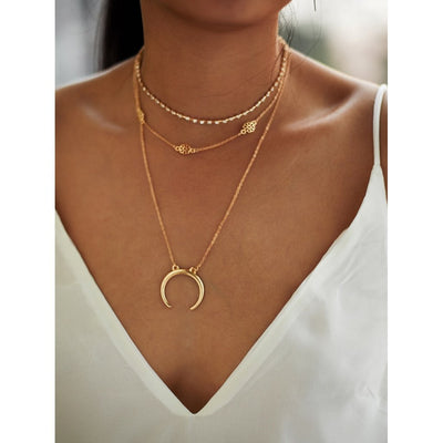 Jewelry 101 :: The Layered Necklace