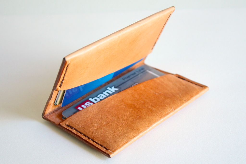 Leatherworking 101 - Wallets