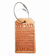 Luggage Tag - We Love ATL