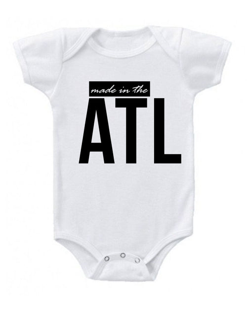 Made in ATL Baby Onesie