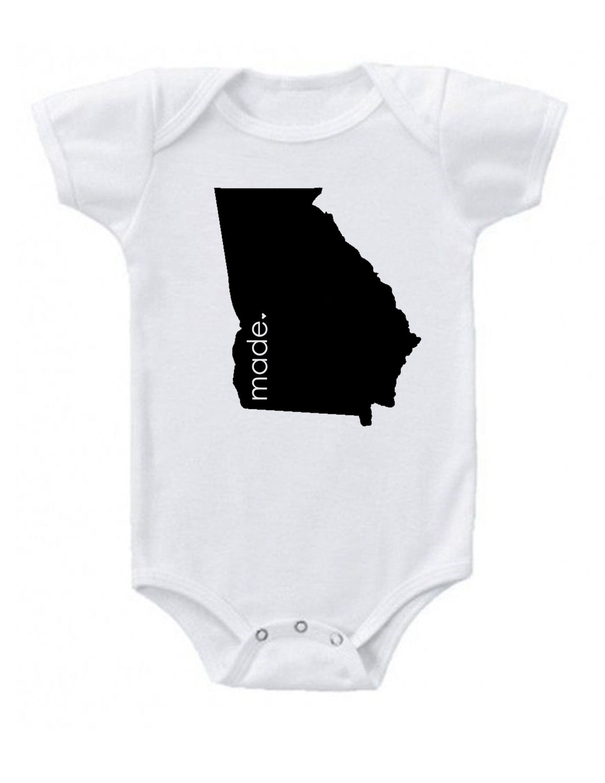 Georgia Made Baby Onesie