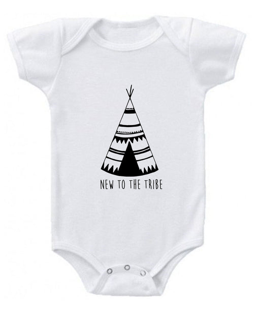 Baby Onesie - New to the Tribe