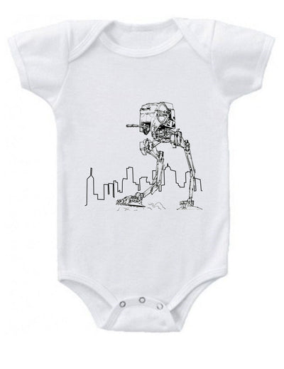 Baby Onesie - At-St Walker in ATL