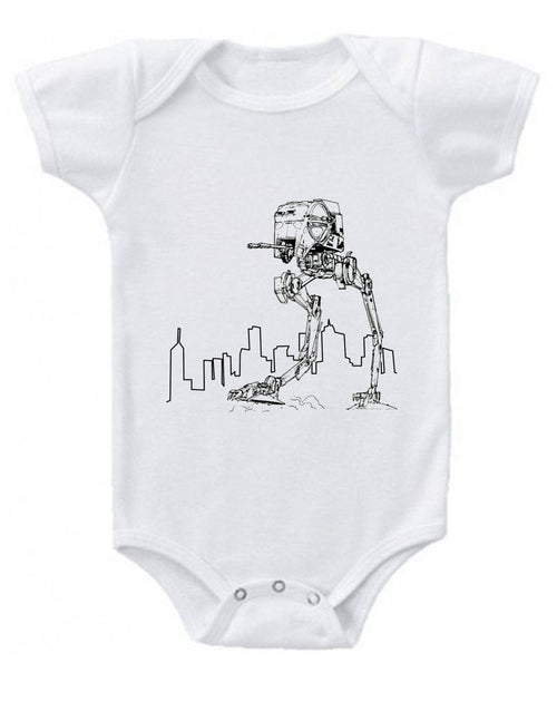 At-St Walker in ATL Baby Onesie