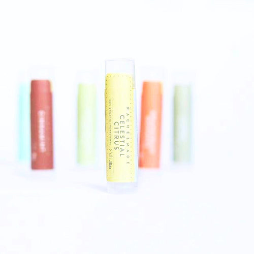 Celestial Citrus Naturally Nourishing Lip Balm