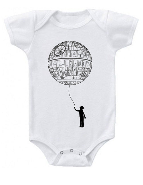 Death Star Balloon Onesie