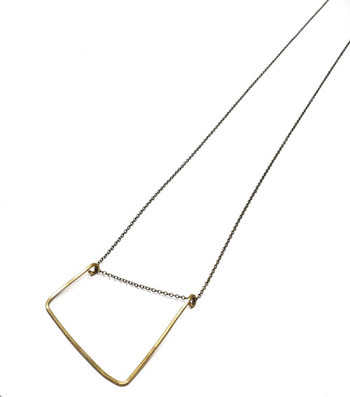 Pointe 2 Single Layer Necklace