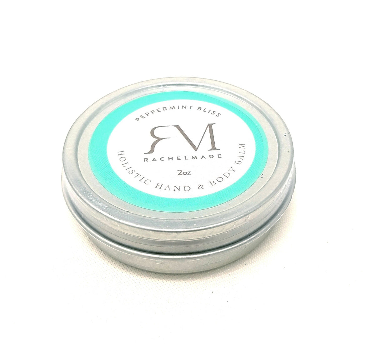 Peppermint Bliss Holistic Hand & Body Balm
