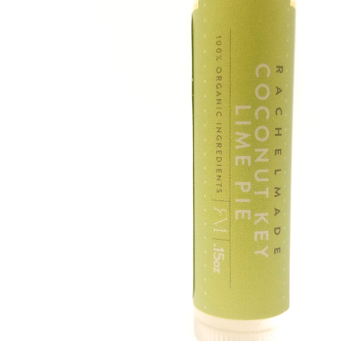 Coconut Key Lime Pie Naturally Nourishing Lip Balm