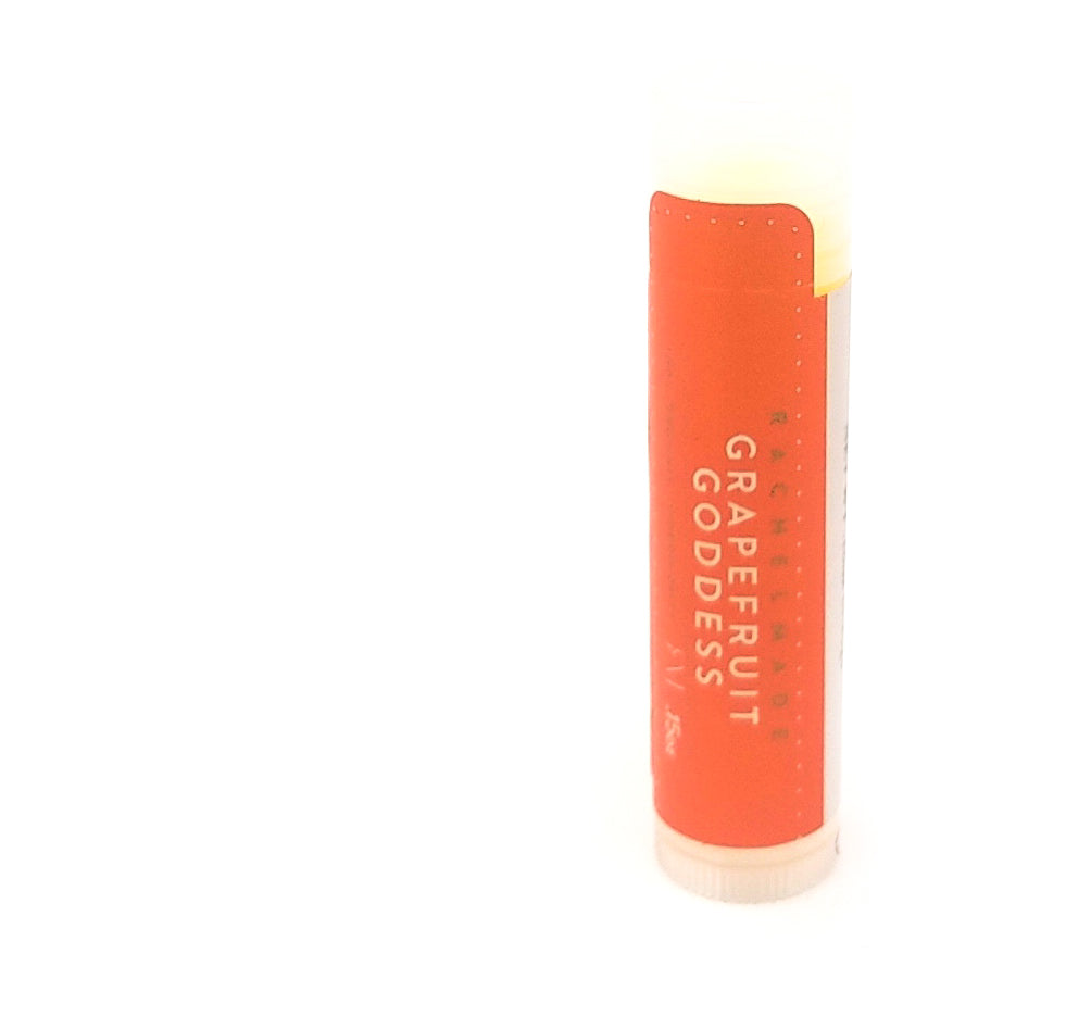 Grapefruit Goddess Naturally Nourishing Lip Balm