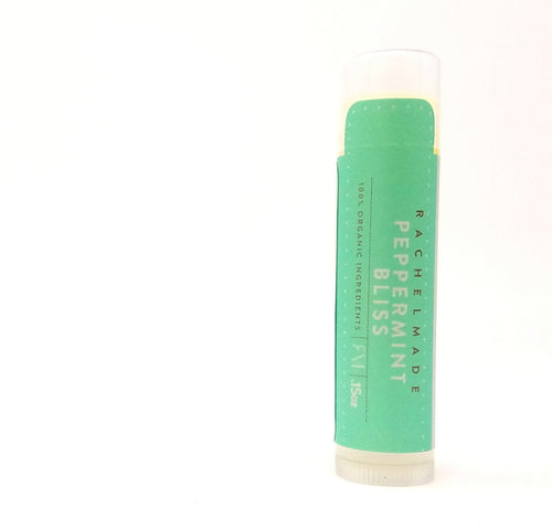 Peppermint Bliss Naturally Nourishing Lip Balm