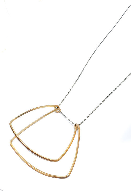 Sabra Double Layer Necklace