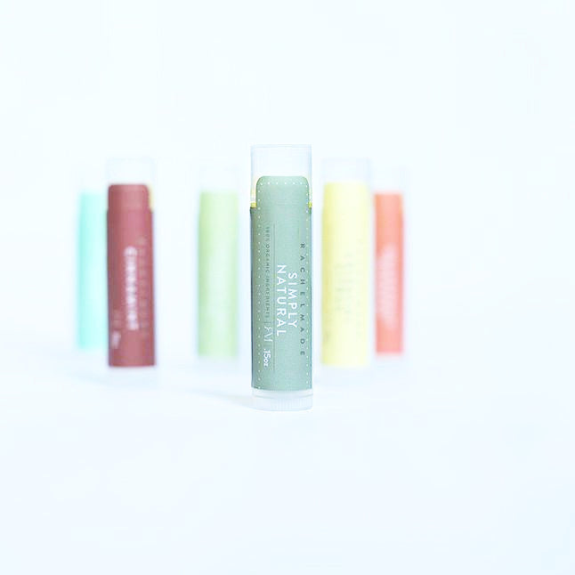 Simply Naturally (Fragrance Free) Naturally Nourishing Lip Balm