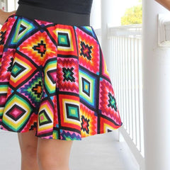Sewing 102 - Simple Fun Circle Skirt