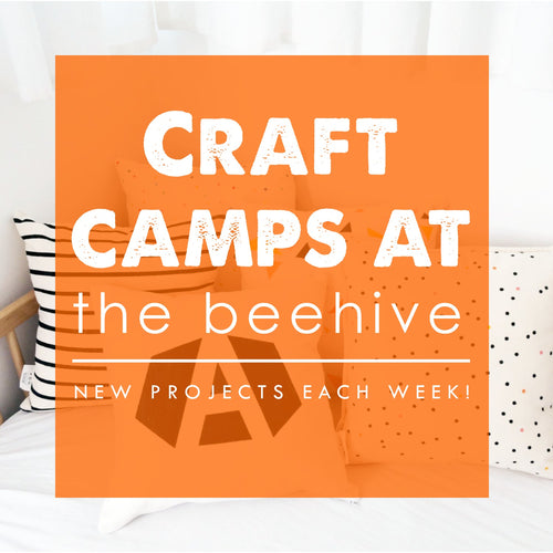 Summer Craft Camp - New Projects Each Week!