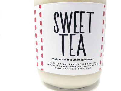 Candle - Sweet Tea