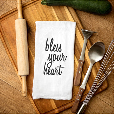 Tea Towel - Bless Your Heart