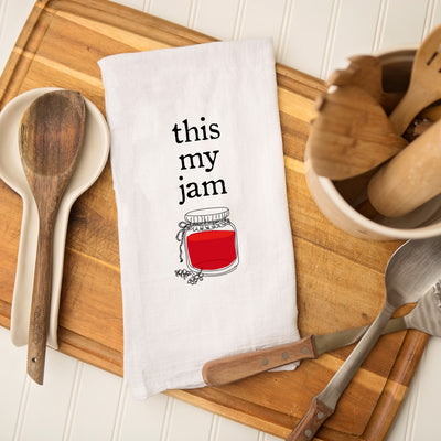 Tea Towel - This My Jam