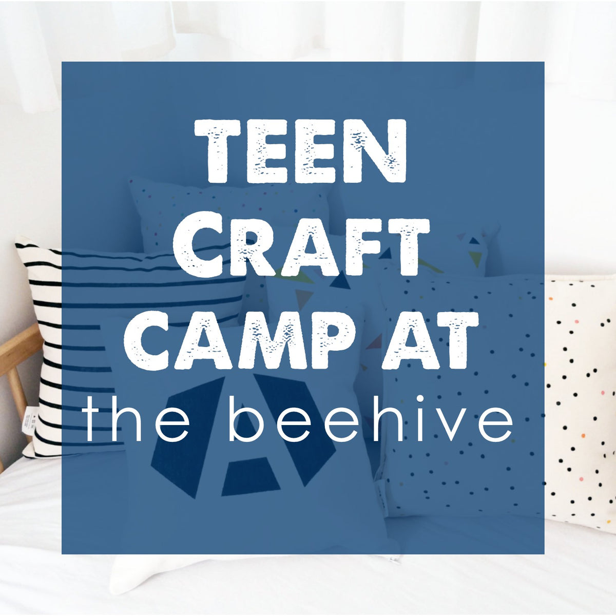 Teen Summer Sewing Camp
