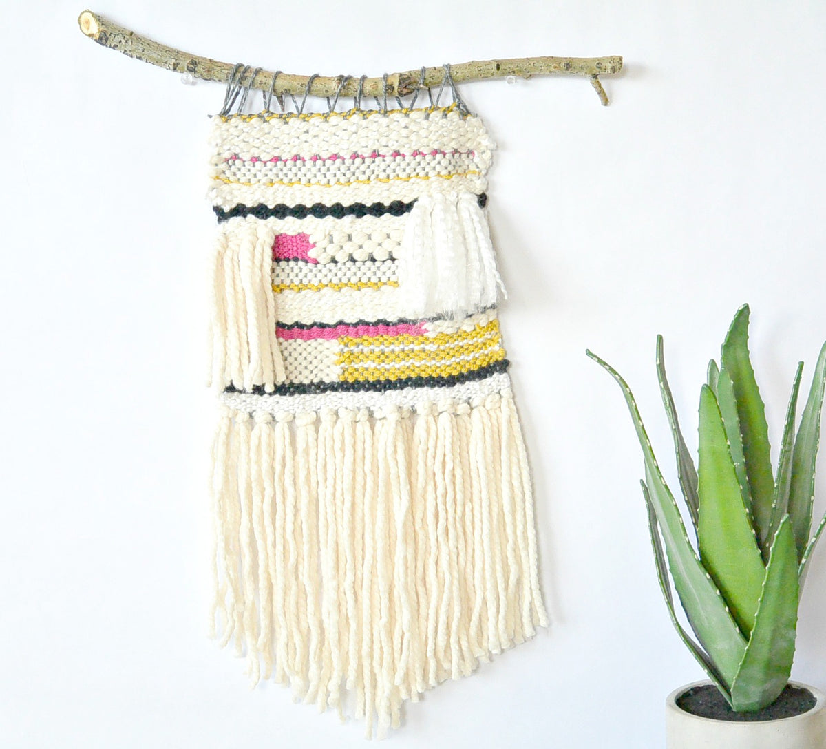 Wall Hangings 201 : Looming and Weaving Wall Textiles