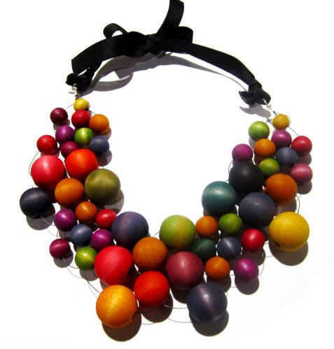 Statement Necklaces :: The Woven