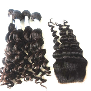 4 Bundles + Closure