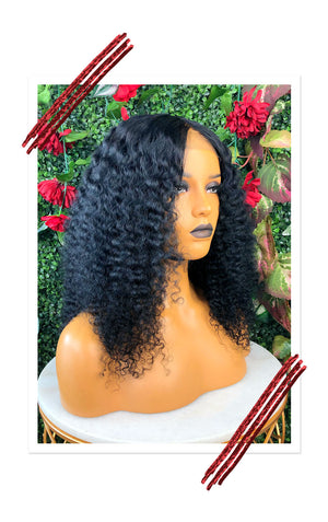 3 Bundle Special Afro Curly