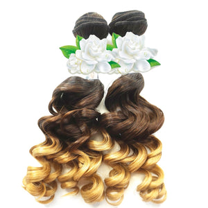 4 Bundle Special Ombre Blonde