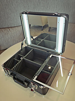 Sparkling Makeup Travel Case