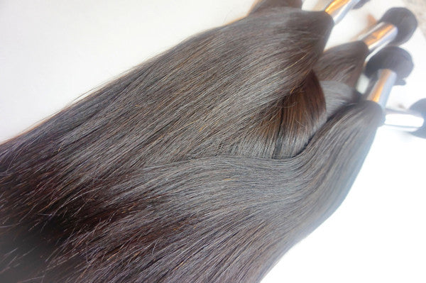 4 Bundle Special - Brazilian Straight