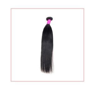 10 Bundles Brazilian Straight
