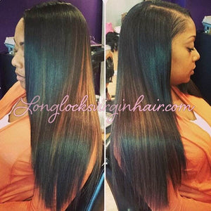 100% Virgin Brazilian Wonderful Wave