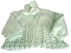 Prem Lace Cardigan and Socks - TiggiesTinyToes